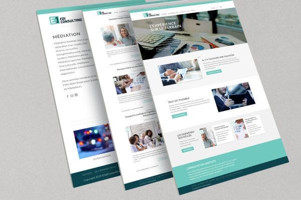 Web Design and Development, Edi Consulting