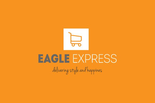 Branding and Identity, Eagle Express