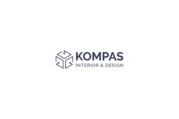 Branding and Identity, KOMPAS Interior & Design
